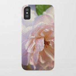 Luna Rosas iPhone Case