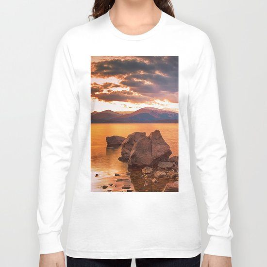 Liquid Gold Loch Lomond Long Sleeve T-shirt