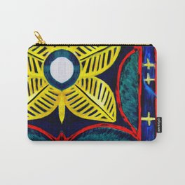 Loose Threads Carry-All Pouch