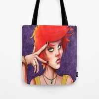 swag Tote Bags featuring Swag by _JECR_