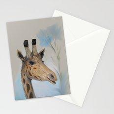 Giraffe Smile Stationery Cards