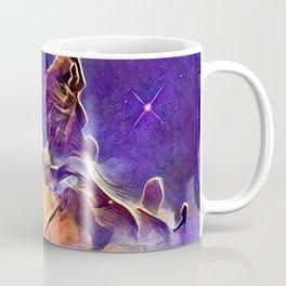 ALTERED Hubble Mystic Mountain- Carina Nebula Coffee Mug