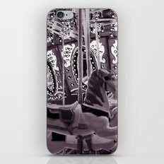 Merry Go Round iPhone & iPod Skin