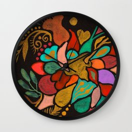 If You Pay Attention Wall Clock