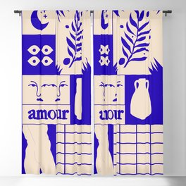 Amour Blackout Curtain
