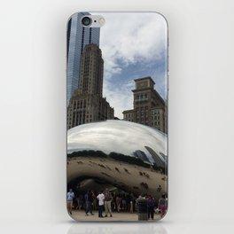 Cloud Gate iPhone Skin