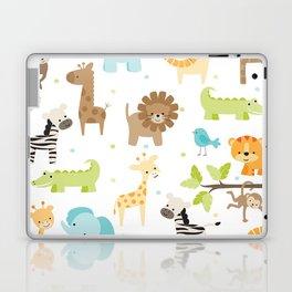 Jungle Animals Laptop & iPad Skin