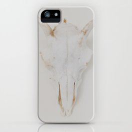 Pearly White iPhone Case