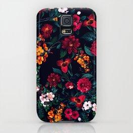 The Midnight Garden iPhone Case
