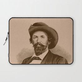 General John Hunt Morgan Laptop Sleeve
