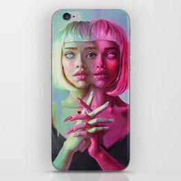 Double iPhone Skin