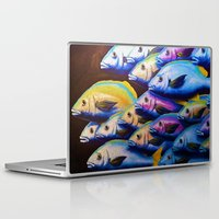 school Laptop & iPad Skins featuring School by Bocese