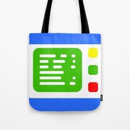 Beta One Command Base Tote Bag