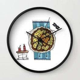 Baleada Wall Clock