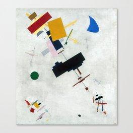 Kazimir Malevich - Suprematism Canvas Print
