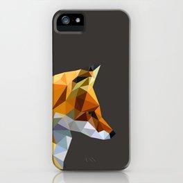 LP Fox iPhone Case