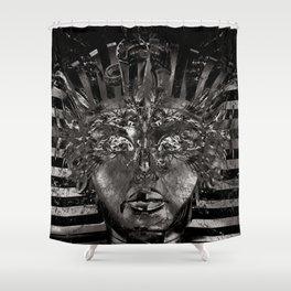 Ennead Shower Curtain