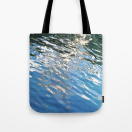 Water Reflections #3 Tote Bag