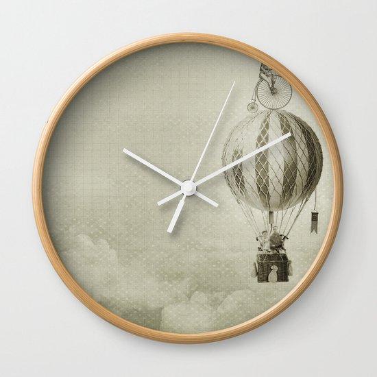 riding high 02 Wall Clock