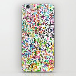 The 2nd Simple Thing iPhone Skin