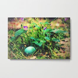 Changeling Metal Print