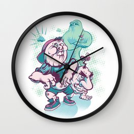 Welcome to Erf[bound] Wall Clock