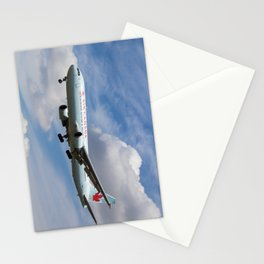 Air Canada Boeing 767 Stationery Cards