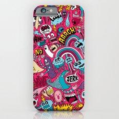 Sad Donut, Jerk  iPhone 6s Slim Case