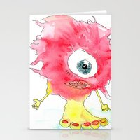 football Stationery Cards featuring Football by Taylor Winder