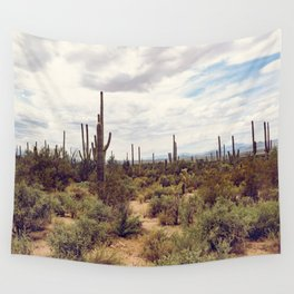 Under Arizona Skies Wall Tapestry