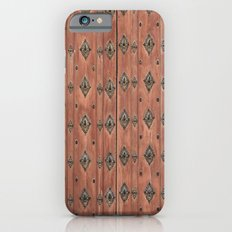 Leather Texture 91439 Slim Case iPhone 6s