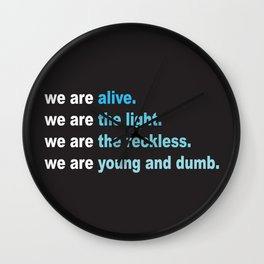 We Are Wall Clock