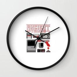 Ancient Things Wall Clock