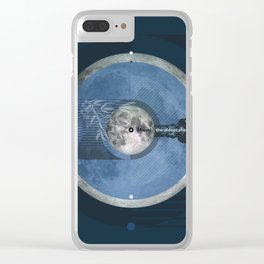 O Moon! the oldest shades #everyweek 45.2016 Clear iPhone Case