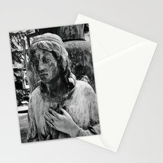 Memories in stone Stationery Cards
