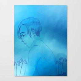 Swedish Boy Canvas Print