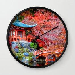 Fabulous Nature ||I|| Wall Clock