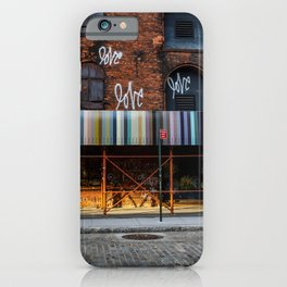 Love. Dumbo Brooklyn iPhone Case