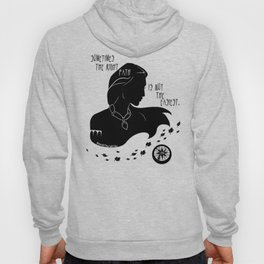 The Right Path Hoody