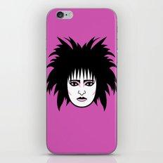Rebellious Jukebox #4 iPhone & iPod Skin