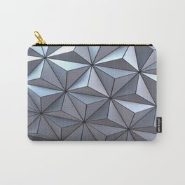 Spaceship Earth Carry-All Pouch