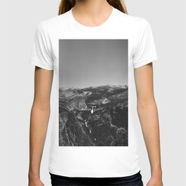 Glacier Point, Yosemite National Park III T-shirt