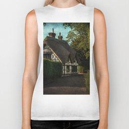A Berkshire Half Timbered Cottage Biker Tank