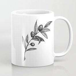 To Give an Olive Branch Coffee Mug