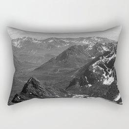 Archangel Valley Rectangular Pillow