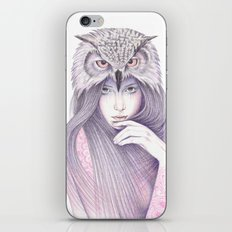 The Wisdom iPhone & iPod Skin