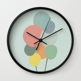 Ballon Wall Clock