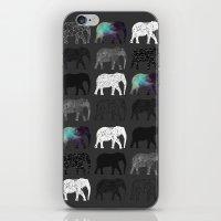 dumbo iPhone & iPod Skins featuring WHERES DUMBO by Nizhoni Creative Studio