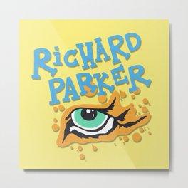 Richard Parker Metal Print