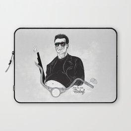 Heroes - The Man Laptop Sleeve
